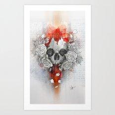 Let new life be Art Print