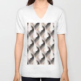 Serenity pattern Unisex V-Neck