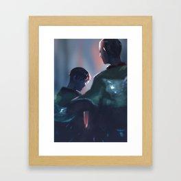 Eruri Framed Art Print