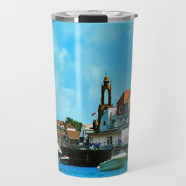 Swanage Sea View Travel Mug