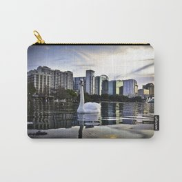 Lake Eola - Orlando, FL Carry-All Pouch