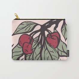 Sweet Wild Apple Carry-All Pouch
