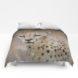 The Cheetah - Wildlife Comforters