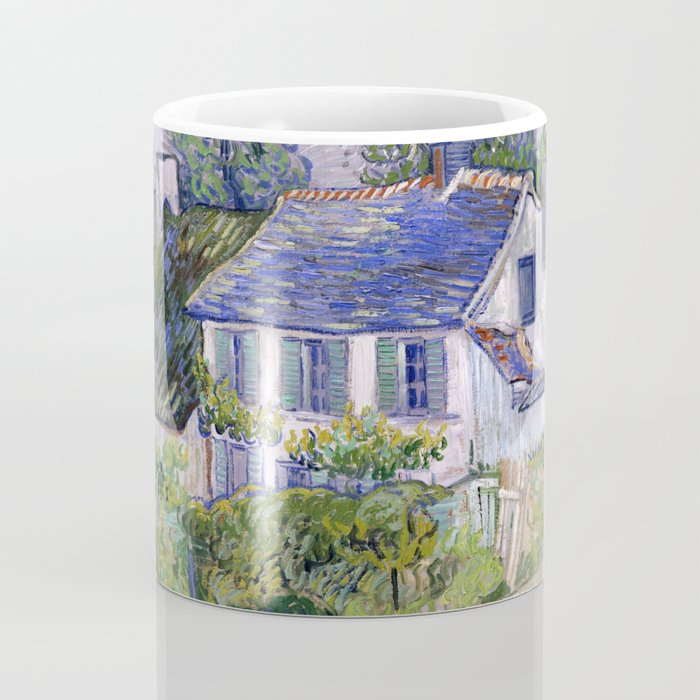 Vincent Van Gogh Houses At Auvers Coffee Mug