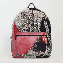 Old Sign - Elvire Popesco Backpack