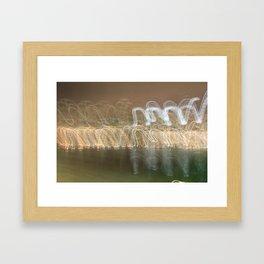 Bright Lights, Big City V Framed Art Print