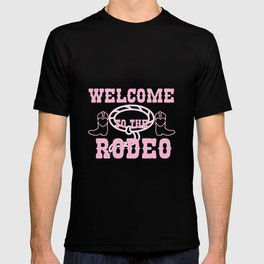 Welcome to the Rodeo T-shirt