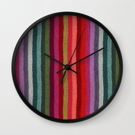 Get Knitted Wall Clock