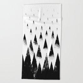 Black Hills Beach Towel