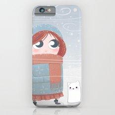 Winter Girl iPhone 6s Slim Case