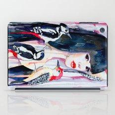 Woodpeckers iPad Case