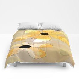 FLOWERY DINA  / ORIGINAL DANISH DESIGN bykazandholly Comforters