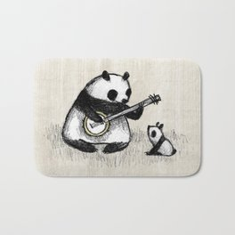 Banjo Panda Bath Mat