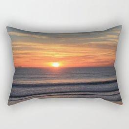 Lost Myself Rectangular Pillow