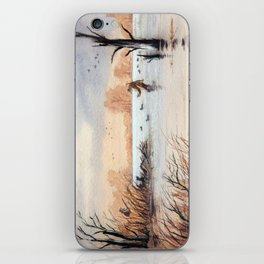 Setting The Decoys I iPhone Skin