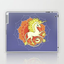 Vendel Unicorn - the sun Laptop & iPad Skin