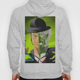 doctor jekyll and mister hyde monster tranformation with green potion Hoody