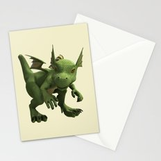 Little Dragon Stationery Cards