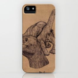 Lonely George  iPhone Case