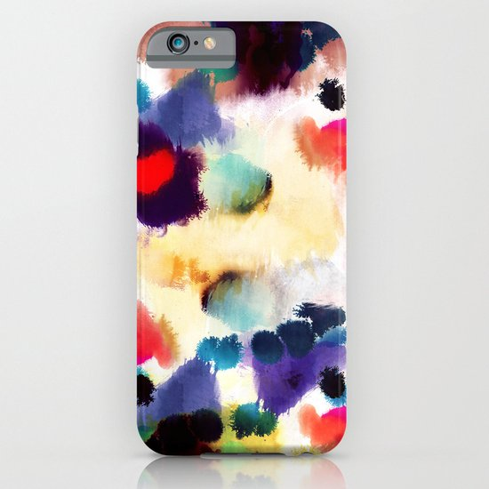 Ink Mix II iPhone & iPod Case