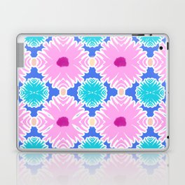 Island tropical Garden pattern 1 Laptop & iPad Skin