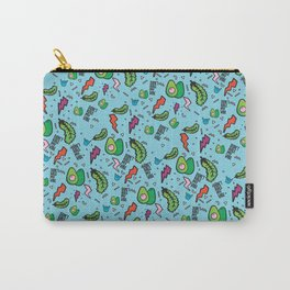 Kale and Avos Carry-All Pouch