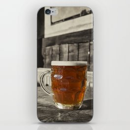 Pint in a Jug  iPhone Skin