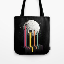 RainbowMoon Tote Bag