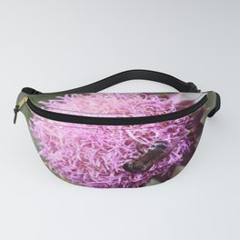 Bee on a Thistle Fanny Pack