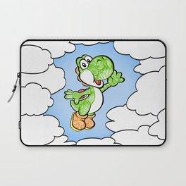 Yoshi in the sky !  Laptop Sleeve