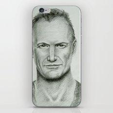 Sting iPhone & iPod Skin