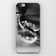 Coat Hook Haute iPhone & iPod Skin