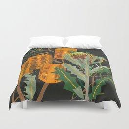 Hairpin Banksia Duvet Cover