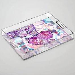 Cathartic Pop Acrylic Tray