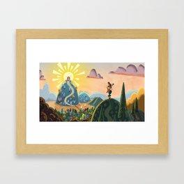 Beardsville Framed Art Print