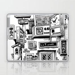 Downtown Brandon Manitoba Laptop & iPad Skin