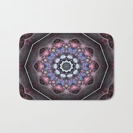 Abstract 55 Bath Mat