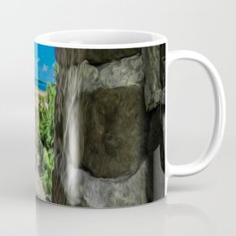 Break Free of Your Walls Coffee Mug