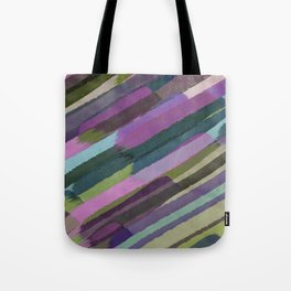 Brushstrokes Tote Bag