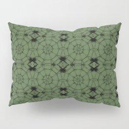 Kale Pinwheels Pillow Sham