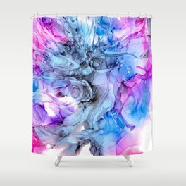 At The Ballet Shower Curtain