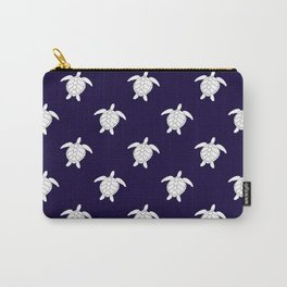 Turtles Pattern Carry-All Pouch