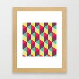 SEETHREEDEE Framed Art Print