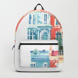 London, Notting Hill Backpack
