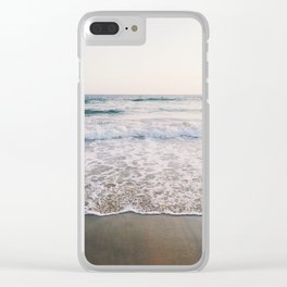 Calm Ocean | California Clear iPhone Case