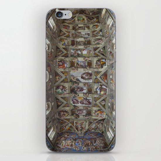 Sistine Chapel  iPhone & iPod Skin