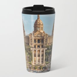 Palau Nacional Travel Mug