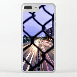 FDR Drive Clear iPhone Case