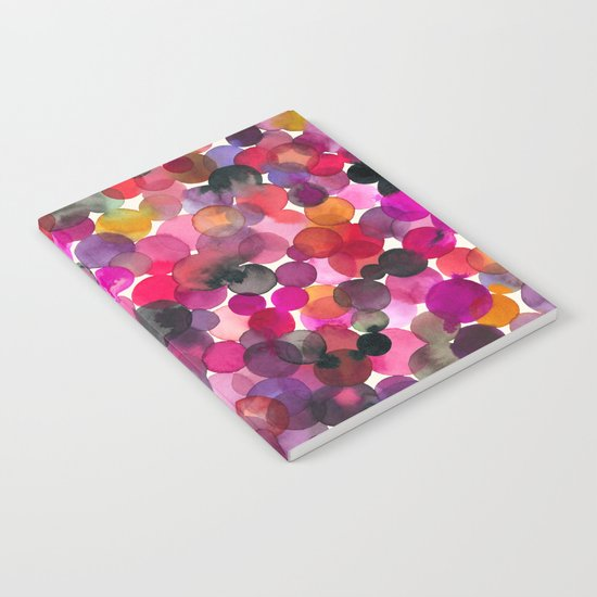 Color Dots Notebook