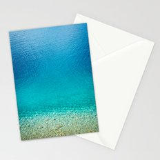 turquoise II. Stationery Cards